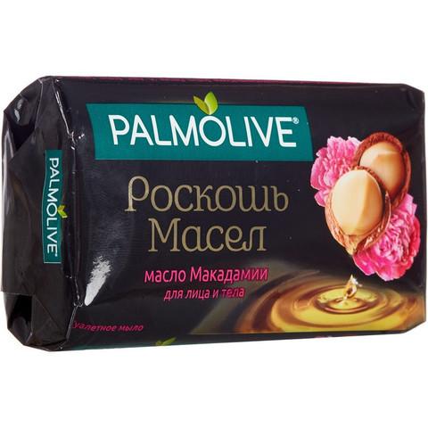Мыло туалетное Palmolive Роскошь масел 90 г