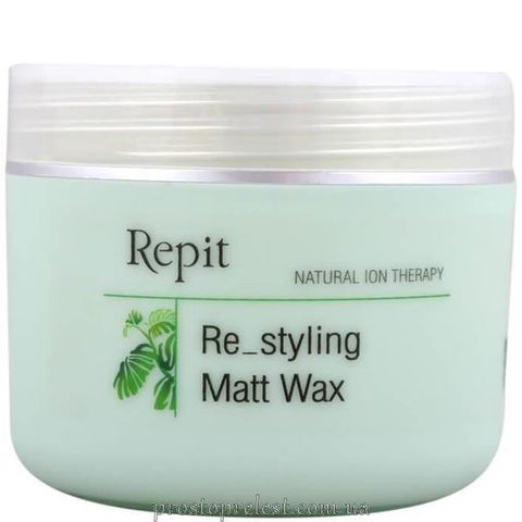 Repit Amazon Story Re Styling Matt Wax - Воск матовый для моделирования прически