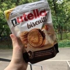 Печенье Nutella biscuits 304 гр