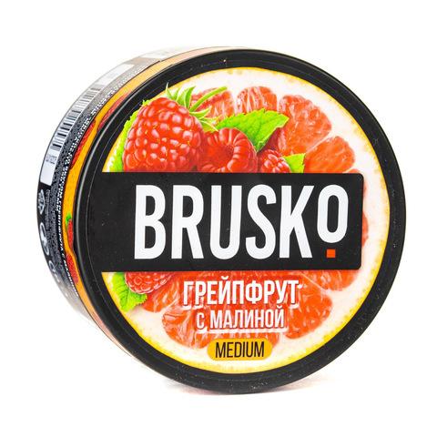 Кальянная смесь BRUSKO 250 г Грейпфрут с Малиной