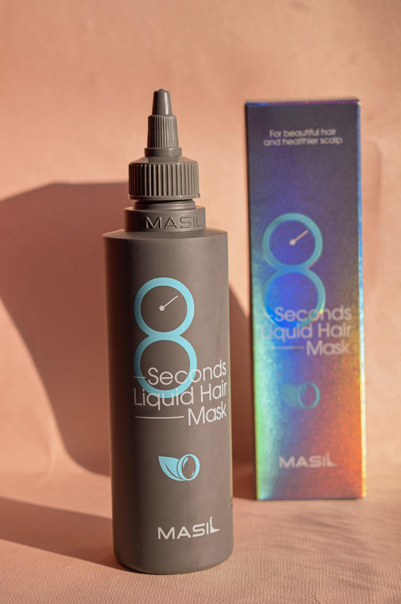 Masil 8 Seconds Salon Liquid Hair Mask