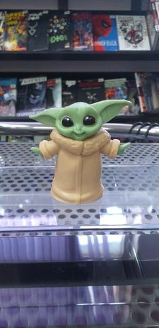 Фигурка Star Wars: The Mandalorian - Happy Yoda