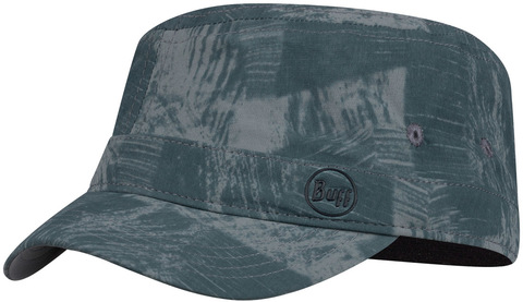 Кепка военная Buff Military Cap Rinmann Pewter Grey фото 1