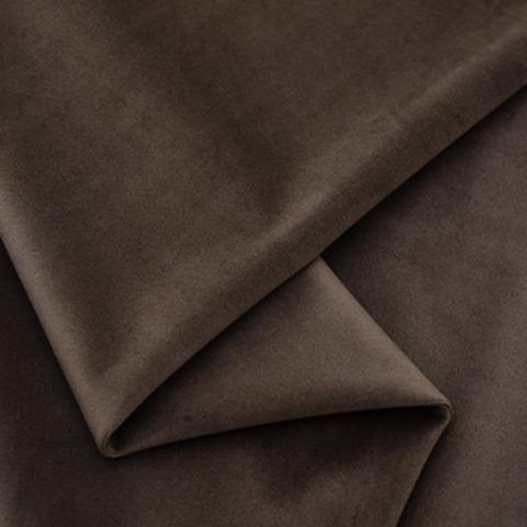 Бархат коричневый оптом. Ш-300 см. 777-48