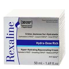 Rexaline Суперувлажняющий обогащенный крем для молодости кожи Hydra-Dose Rich Cream