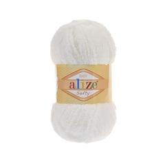 Пряжа Alize Softy цвет 450