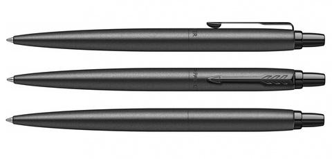 Ручка шариковая Parker Jotter Monochrome XL SE20 Matt Black123