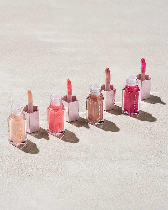 Fenty Beauty Glossy Posse Mini Gloss Bomb Set: Holo'daze Edition