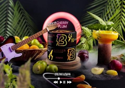 Табак Banger Cherry Plum (Алыча) 100г