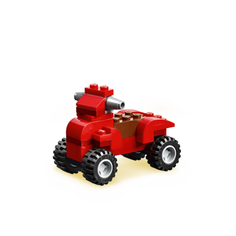 LEGO Classic: Набор для творчества среднего размера 10696 — Medium Creative Brick Box — Лего Классик