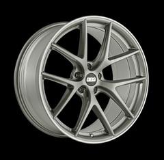 Диск колесный BBS CI-R 8.5x20 5x114.3 ET40 CB82 platinum silver