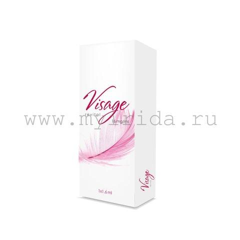 Биоревитализант Visage Revital 16 mg/ml VISAGE (Швейцария)