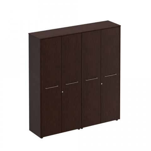 Шкаф комбинированный (закрытый-одежда) (184x46x196)