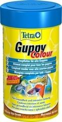 Корм для гуппи, TetraGuppy Colour, для улучшения окраса