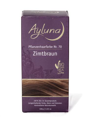 Натуральная краска для волос №70