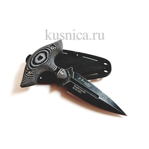 Нож COBRA, сталь AUS8, VN Pro, арт.K323T1
