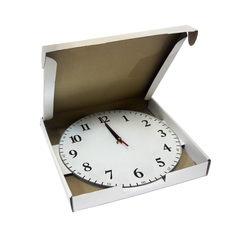 Настенные часы Ideal 902 белые