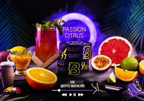 Табак Banger Passion Citrus (Сок Цитрус, Маракуйя) 100г