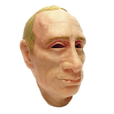 Маска латексная Путин