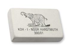 Ластик со слоном ELEPHANT 300/01 28х123х80мм