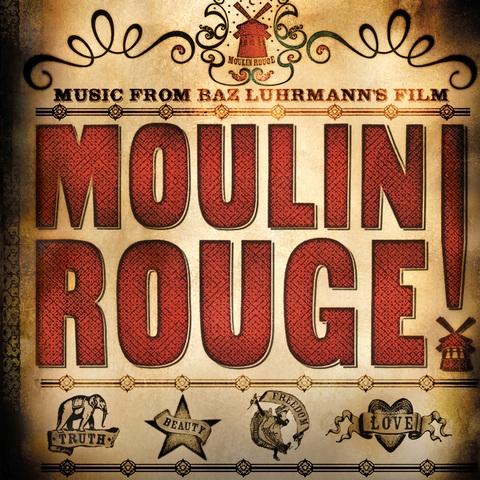 Виниловая пластинка. Moulin Rouge - Music From Baz Luhrman's Film (LP)