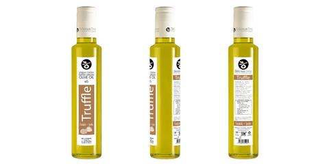 Оливковое масло extra virgin с белым трюфелем от Delicious Crete 250 мл