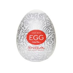 Мастурбатор-яйцо Keith Haring EGG PARTY