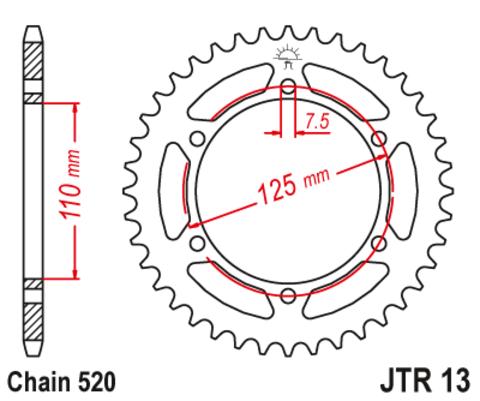JTR13