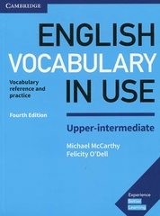 English Vocabulary in Use: Upper-intermediate (4th Edition) Book with answers