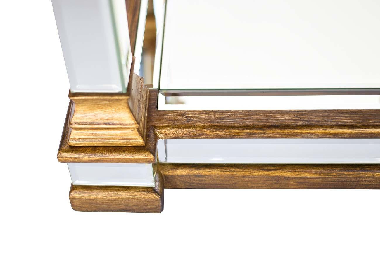 Консоль с ящиками и зеркальной отделкой (KFC1150E7) Garda Decor