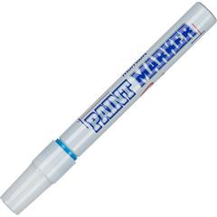 Маркер промышленный MunHwa для универсальной маркировки голубой (4 мм)