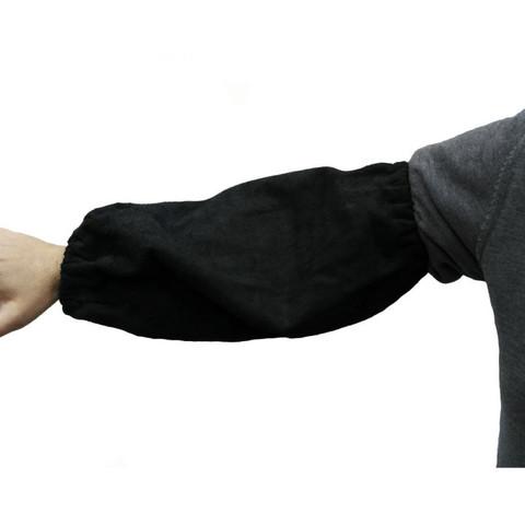 Нарукавники защитные спилковые