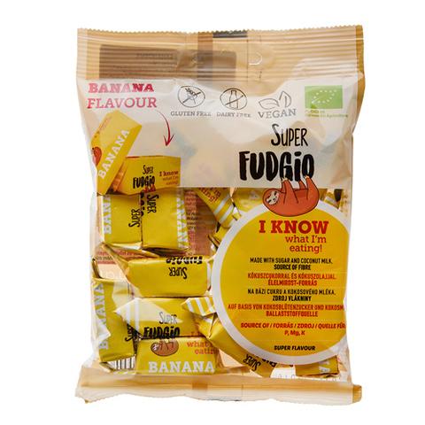 Super Fudgiо, Конфеты Банановые 150г