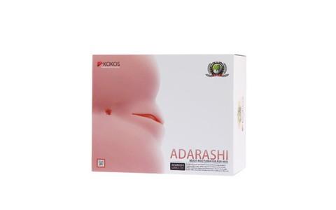Вагина с двойным слоем материала Adarashi 1 без вибрации