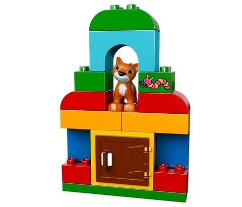 LEGO Duplo: Лучшие друзья: кот и пёс 10570 — All-in-One Gift Set — Лего Дупло