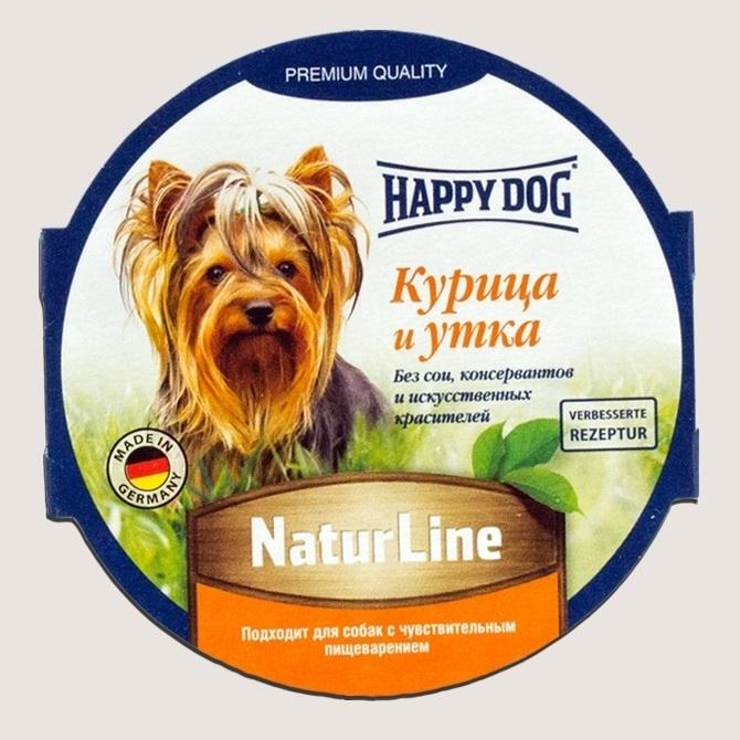 Happy Dog Паштет для собак Happy Dog Курица и утка 0010810_happy-dog-patet-kurica-i-utka.jpeg