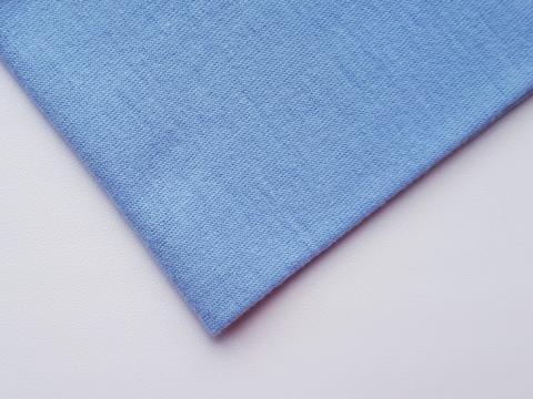 Кулирная ткань (100%- х/б) 15х15см, голубой, ШТ