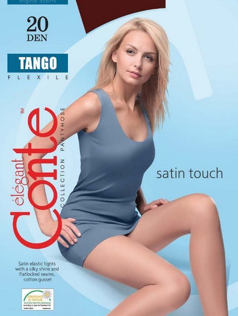 Tango 20 XL CONTE колготки