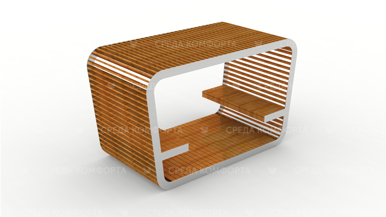 Скамейка с навесом SCAM0092