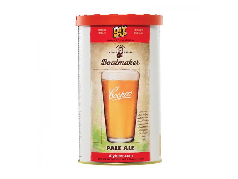 Экстракты Солодовый экстракт COOPERS Selection Bootmaker Pale Ale 1,7 кг 9355_P_1482180781362.jpg