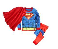 Костюм супермена для малыша