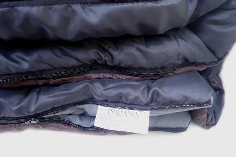Спальный мешок INDIANA Camper Extreme, молния.