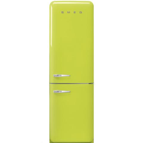 Холодильник с верхней морозильной камерой Smeg FAB32RLI5