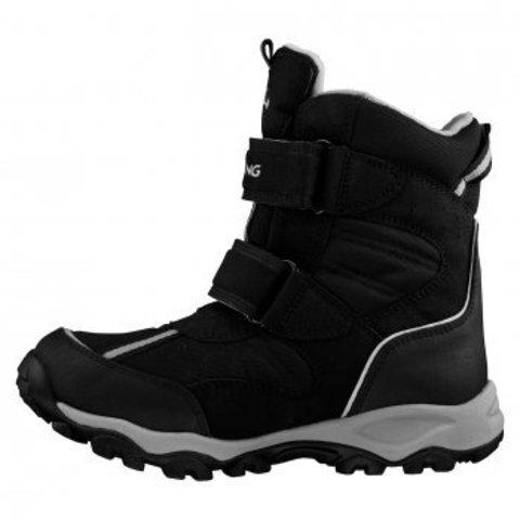 Viking Beito GTX Black/Grey зимние ботинки для мальчика