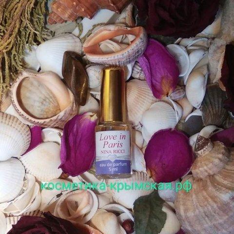 Духи «Nina Ricci»™Крымские масла