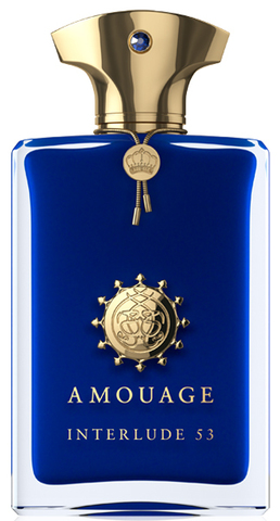 Amouage Interlude 53 Extrait