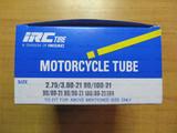 Мото камера IRC BR 2.75/3.00-21, 80/100, 90/80, 90/90, 100/80 TR4