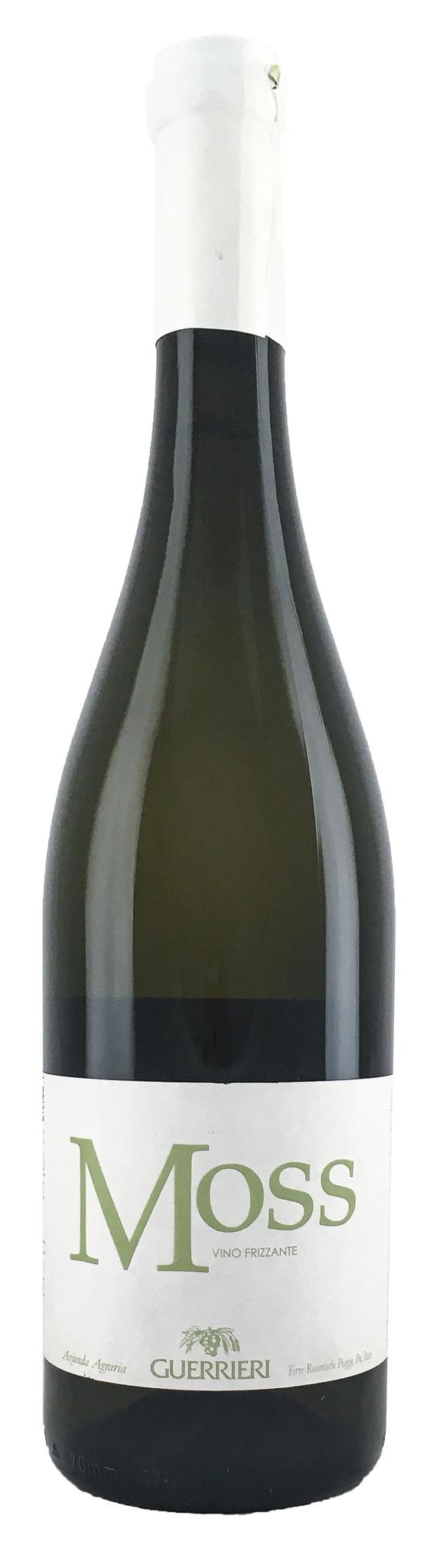 Вино Мосс игристое сухое белое кат. IGT, рег. Марке 0,75л.