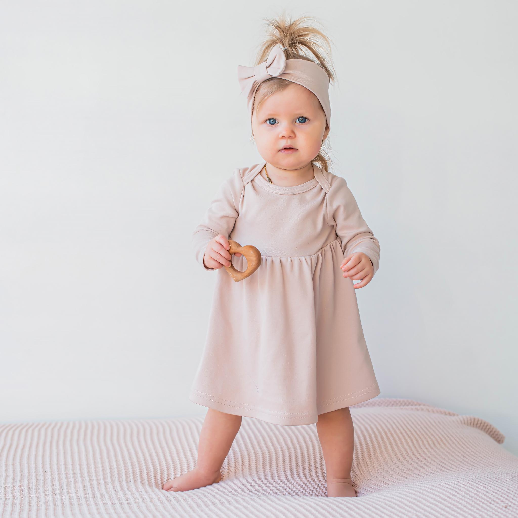Dress Bodysuit 0+, Sahara