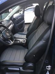 Чехлы на Mazda CX-5 2017–2021 г.в.